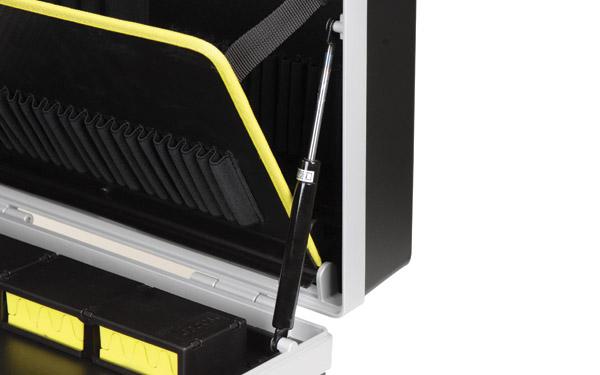 Werkzeugkoffer Raaco ToolCase Superior L - 57 2F dämpfer leipzig billiger günstig